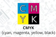 Cyan magenta yellow key